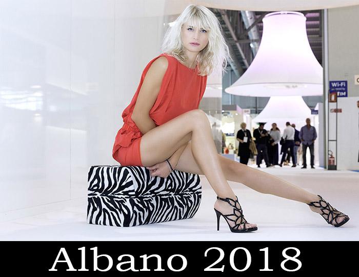 Collezione Albano 2018 notizie moda Albano donna