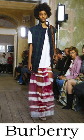 Collezione Burberry 2018 Notizie Moda Burberry Donna