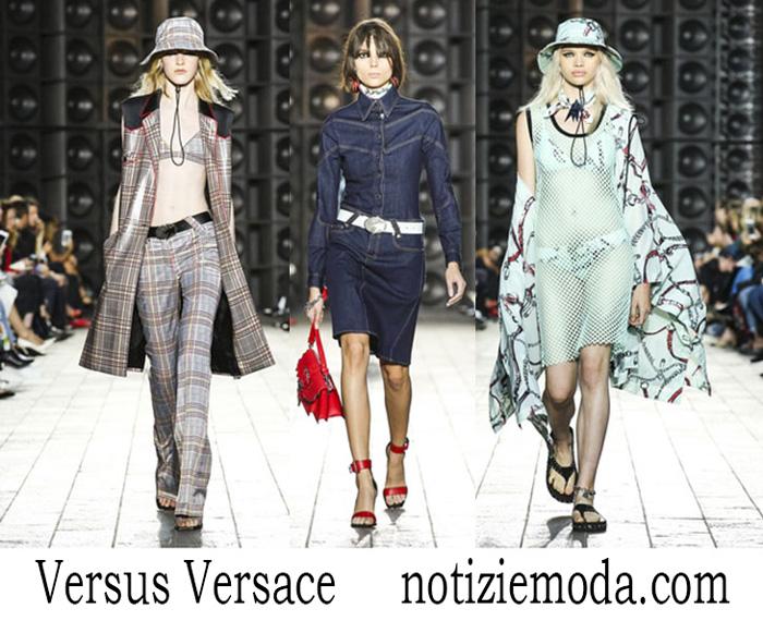 Collezione Versus Versace Primavera Estate Donna