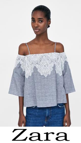 Collezione Zara Abbigliamento Donna 2018