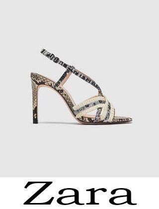 Collezione Zara Calzature 2018 Scarpe Donna