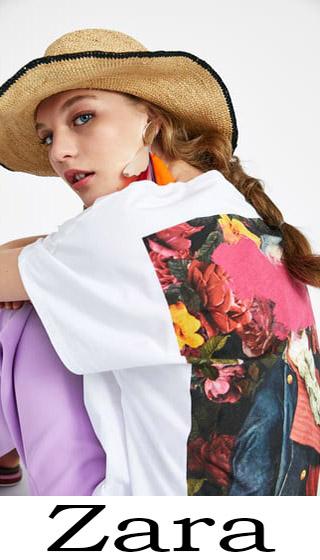 Collezione Zara Catalogo 2018 Donna Abbigliamento