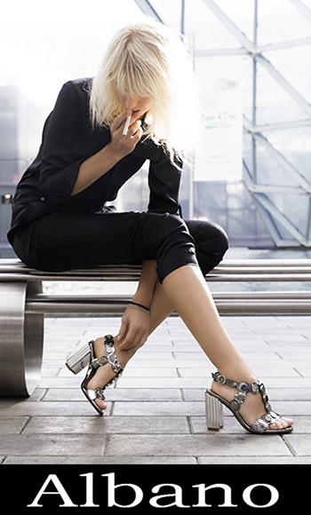 Notizie moda Albano calzature 2018 donna