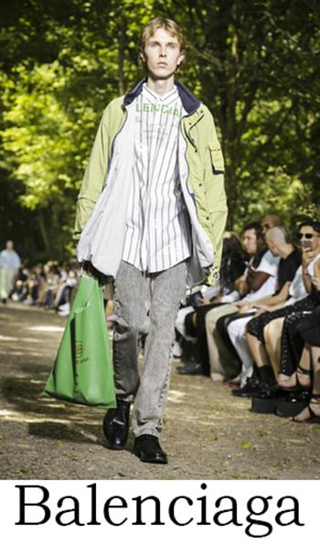 Notizie Moda Balenciaga 2018 Abbigliamento Uomo