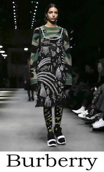 Notizie Moda Burberry 2018 2019 Abbigliamento Donna