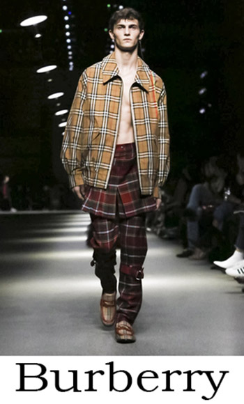 Notizie Moda Burberry 2018 2019 Abbigliamento Uomo