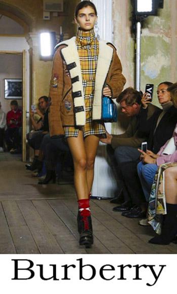 Notizie Moda Burberry 2018 Abbigliamento Donna