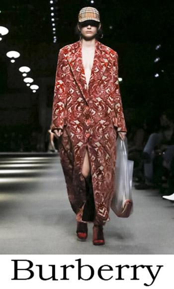 Notizie Moda Burberry Autunno Inverno Donna
