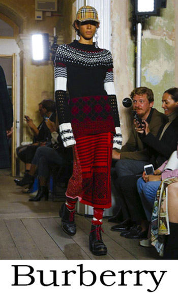 Notizie Moda Burberry Primavera Estate Donna