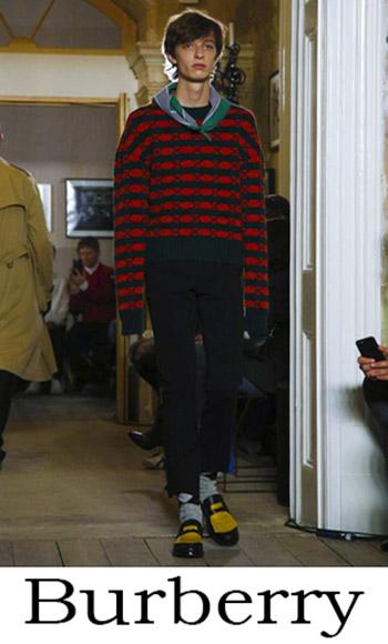 Notizie Moda Burberry Primavera Estate Uomo