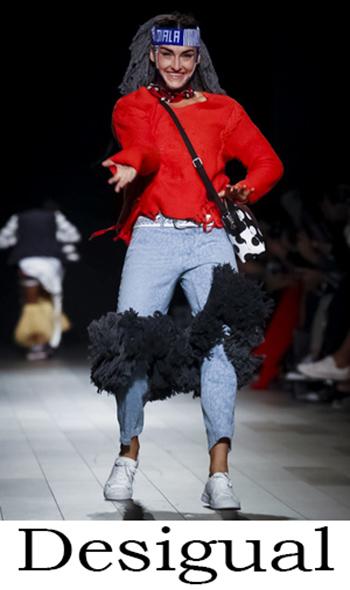 Notizie Moda Desigual 2018 Abbigliamento Donna
