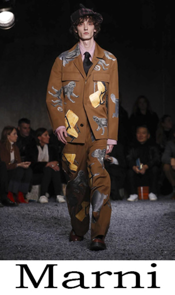 Notizie Moda Marni 2018 2019 Abbigliamento Uomo