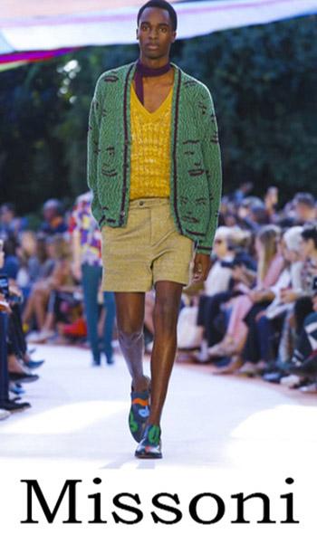 Notizie Moda Missoni 2018 Abbigliamento Uomo