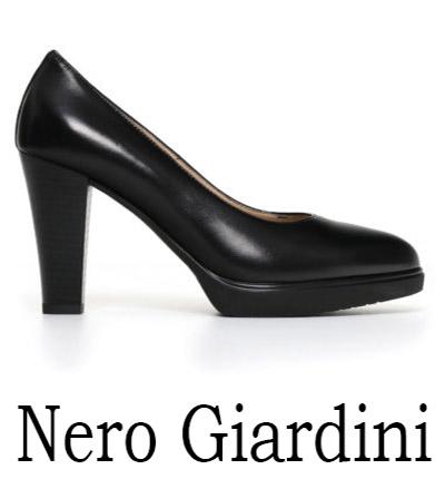 Notizie Moda Nero Giardini Primavera Estate Scarpe Donna