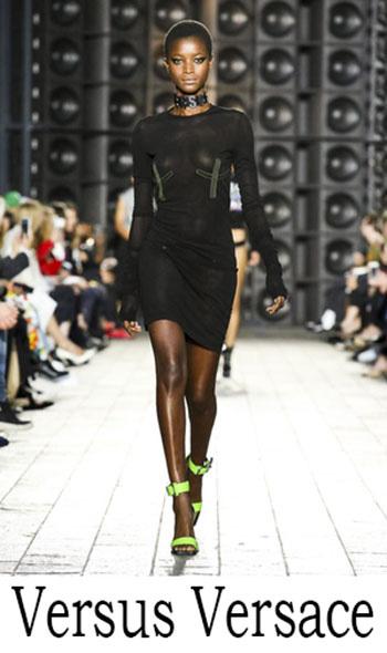 Notizie Moda Versus Versace 2018 Abbigliamento Donna