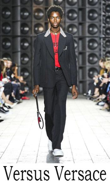 Notizie Moda Versus Versace 2018 Abbigliamento Uomo