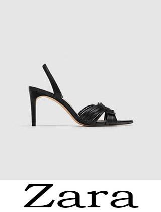 Notizie Moda Zara Calzature 2018 Donna