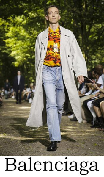 Nuovi Arrivi Balenciaga Uomo Abbigliamento