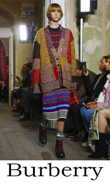 Nuovi Arrivi Burberry 2018 Abbigliamento Donna