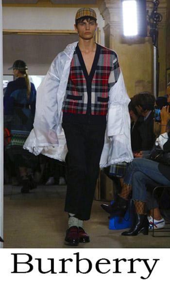 Nuovi Arrivi Burberry 2018 Abbigliamento Uomo