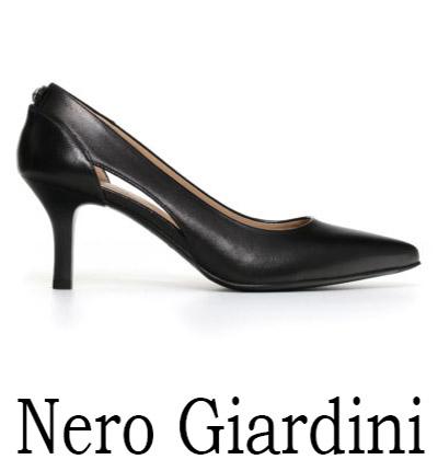 Nuovi Arrivi Nero Giardini Calzature 2018 Donna