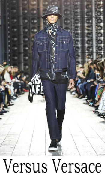 Nuovi Arrivi Versus Versace 2018 Abbigliamento Uomo