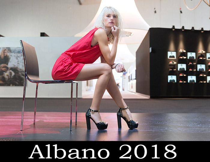 Scarpe Albano 2018 Nuovi Arrivi Donna