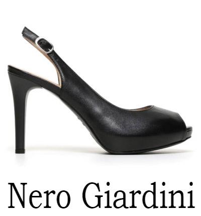 Scarpe Nero Giardini Primavera Estate 2018 Donna