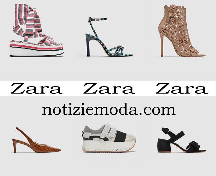 Scarpe Zara Primavera Estate Collezione Donna