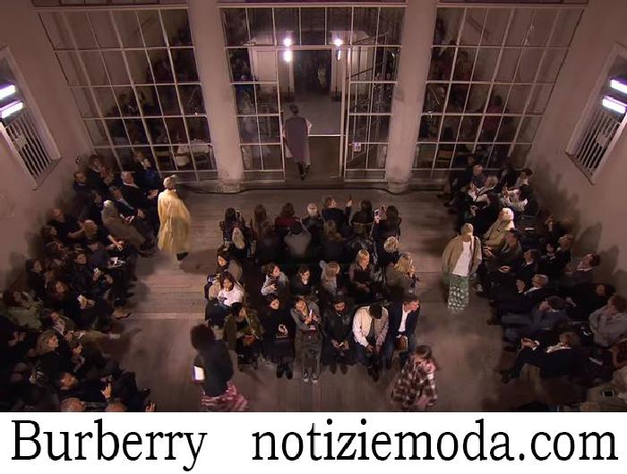 Sfilata Burberry Uomo Primavera Estate 2018