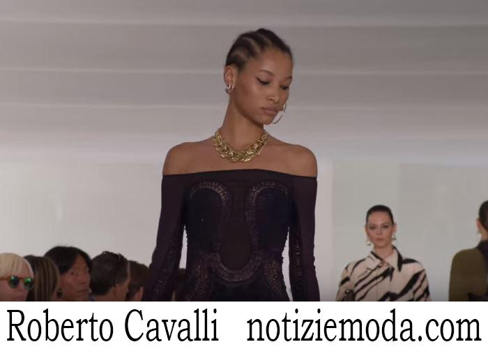 Sfilata Roberto Cavalli Donna Primavera Estate 2018