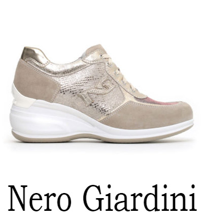 Sneakers Nero Giardini Primavera Estate 2018 Donna