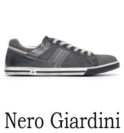 Sneakers Nero Giardini Primavera Estate 2018 Uomo