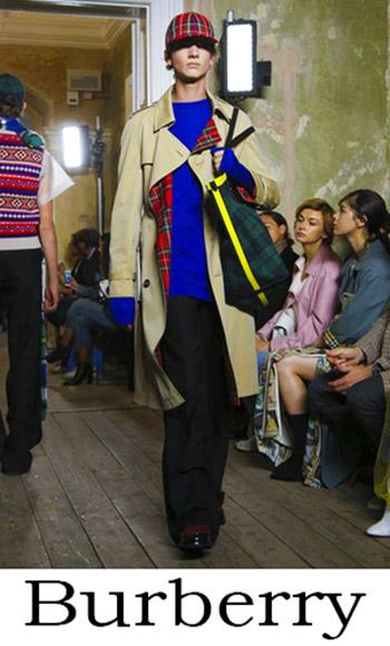 Style Burberry 2018 Notizie Moda Burberry Uomo