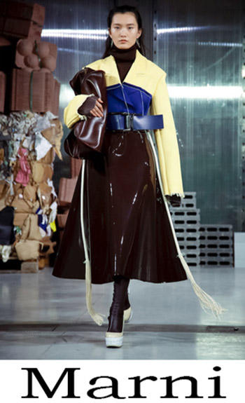 Style Marni 2018 2019 Notizie Moda Marni Donna