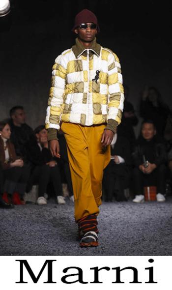 Style Marni 2018 2019 Notizie Moda Marni Uomo