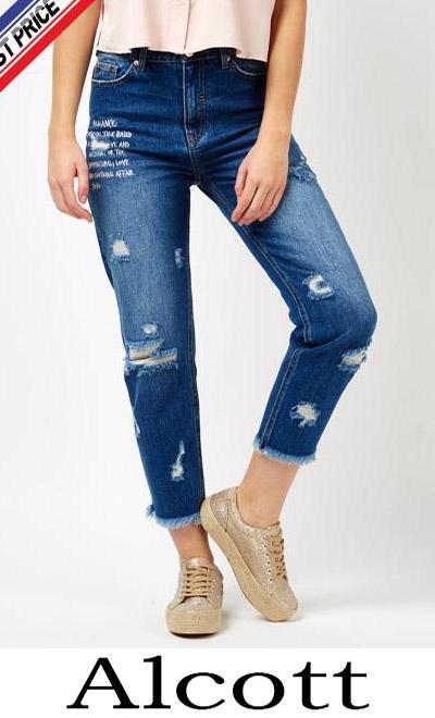 Abbigliamento Alcott Donna Jeans Primavera Estate
