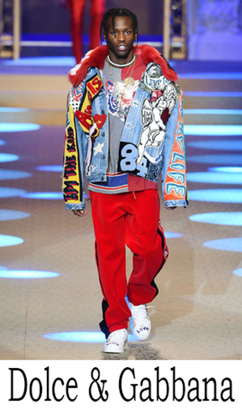 Abbigliamento Dolce Gabbana Catalogo 2018 2019 Uomo