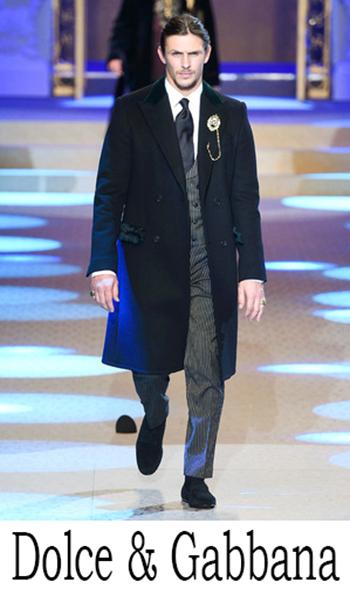 Abbigliamento Dolce Gabbana Moda Uomo 2018 2019