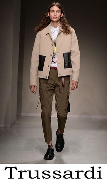 Abbigliamento Trussardi Catalogo 2018 Uomo