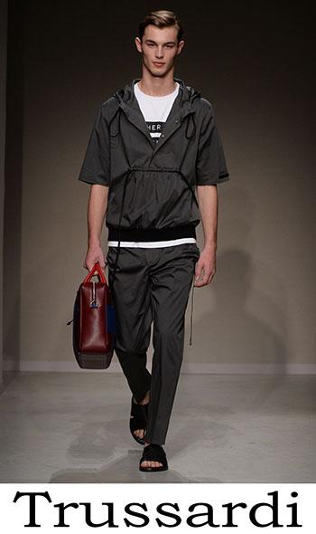 Abbigliamento Trussardi Moda Uomo 2018