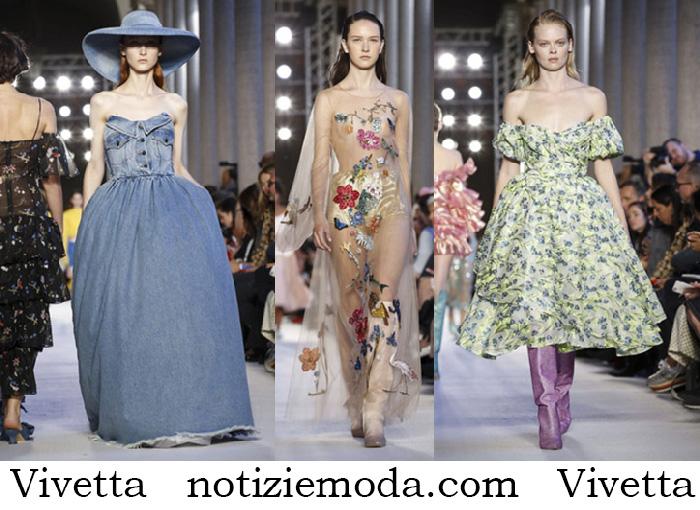 Abbigliamento Vivetta Primavera Estate Moda Donna