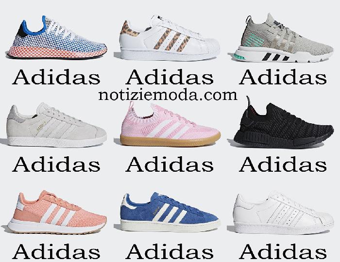 Scarpe Adidas Originals sneakers donna primavera estate 091e24728e6