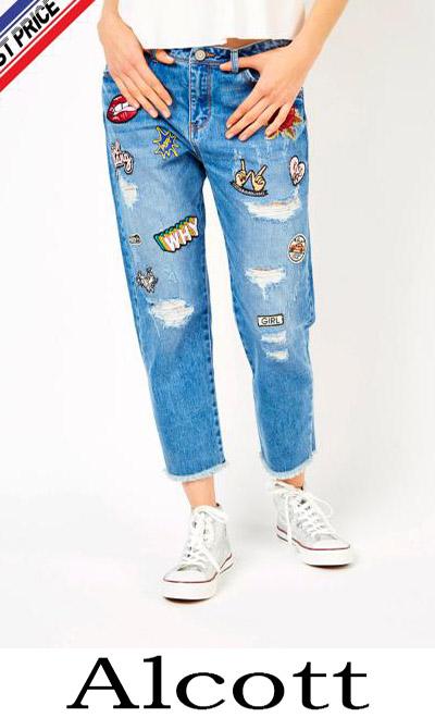 Alcott Primavera Estate 2018 Jeans Donna