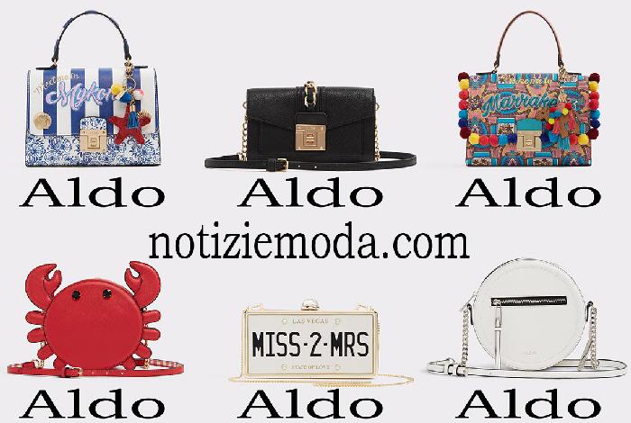 Borse Aldo Primavera Estate Collezione Donna