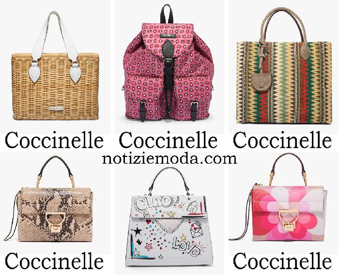 Borse Coccinelle Primavera Estate Collezione Donna