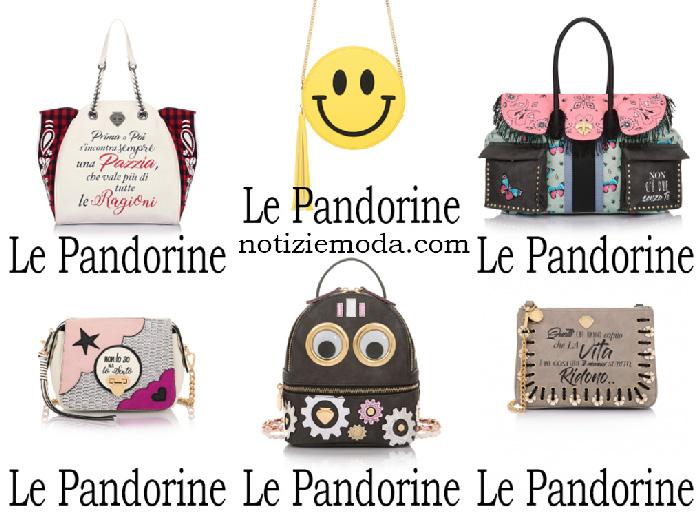 Borse Le Pandorine Primavera Estate Collezione Donna