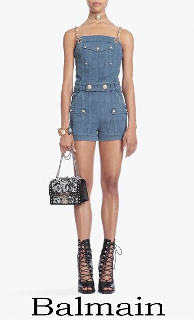 Collezione Balmain Donna Jeans Primavera Estate