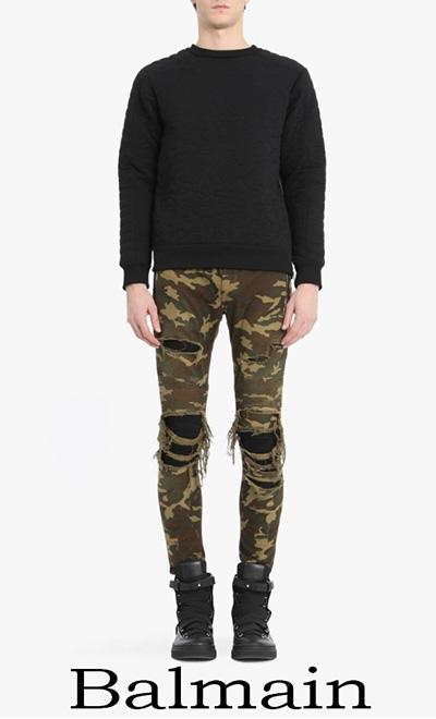 Abbigliamento Balmain Uomo Jeans Primavera Estate