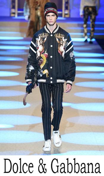 Collezione Dolce Gabbana Autunno Inverno Moda Uomo